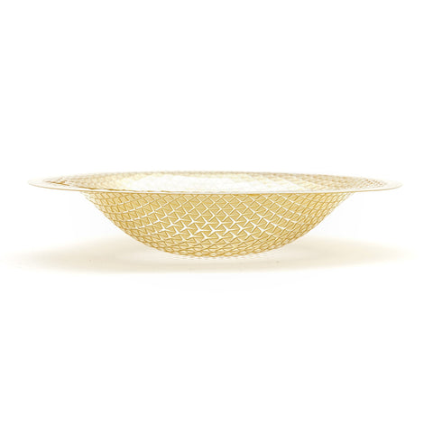 Push Solo Bowl, Brass