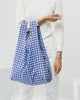 Minimalist reusable ripstop nylon tote bag by Baggu at Port of Raleigh