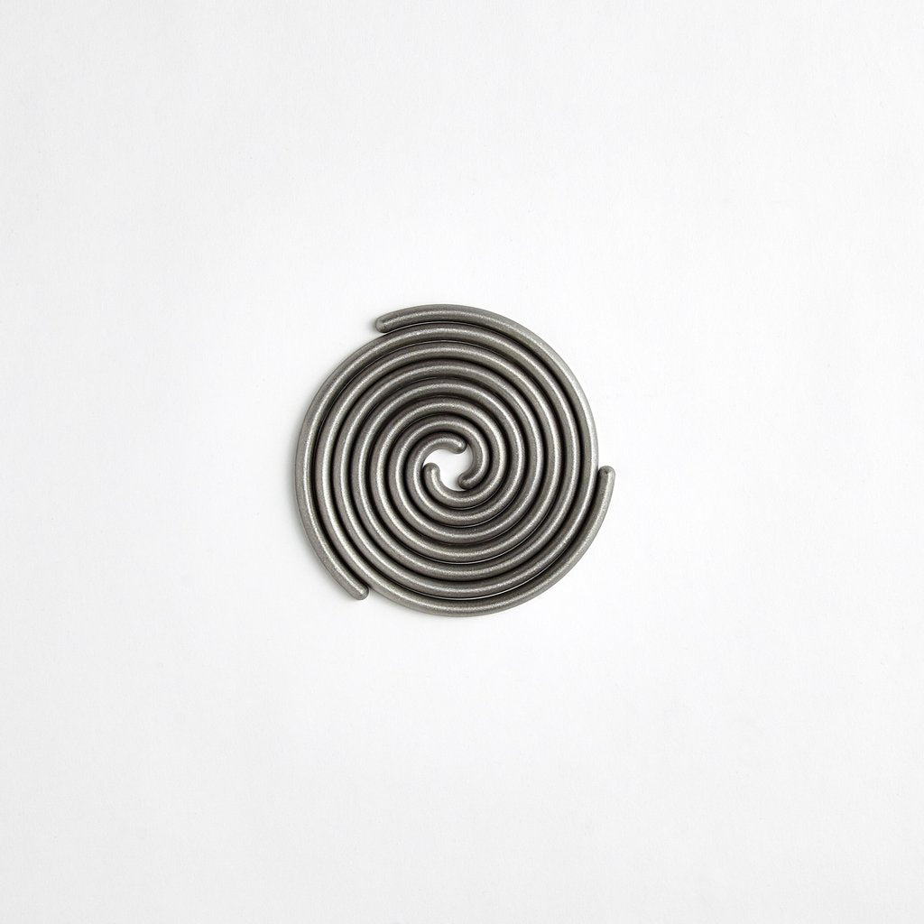 Spiral Trivet Set Aluminum at Port of Raleigh
