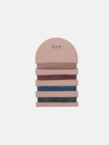 Gift wrapping string in modern colors by Ferm Living