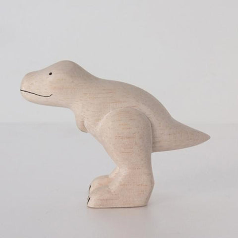 PolePole wood animals by T-Lab Japan. Simple minimalist and lightweight wood dinosaurs in black and white. Perfect toys for children or for simple and playful decor for any age. Made from Albizia wood in Bali.