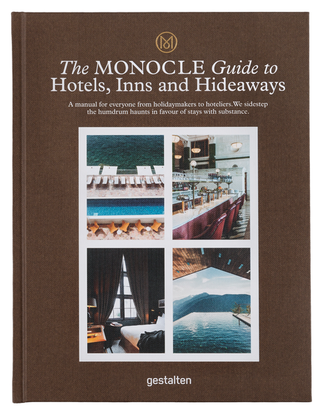 Book - The Monocle Guide to Hotels, Inns, and Hideaways at Port of Raleigh