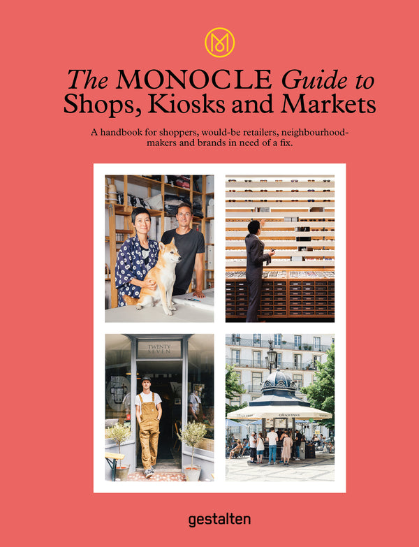 Book - The Monocle Guide to Shops, Kiosks and Markets