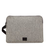 Modern minimalist MacbookPro carrying case made in USA of durable merino felt wool by Graf Lantz at Port of Raleigh