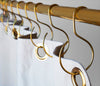 Shower Curtain Acadia S Hooks