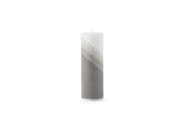Advent Christmas Candle 2018 for counting down the days until Christmas by Normann Copenhagen at Port of Raleigh