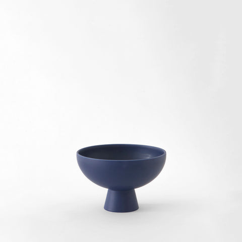 Inspired by still life paintings, the Strøm Collection bowls from Raawii are a balance between function and form, exuding simplicity with a vivid flair. Handmade in Portugal by slip-cast technique, these striking ceramic bowls are designed with purpose.
