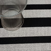 Shag Indoor/Outdoor Floor Mat, Bold Stripe at Port of Raleigh