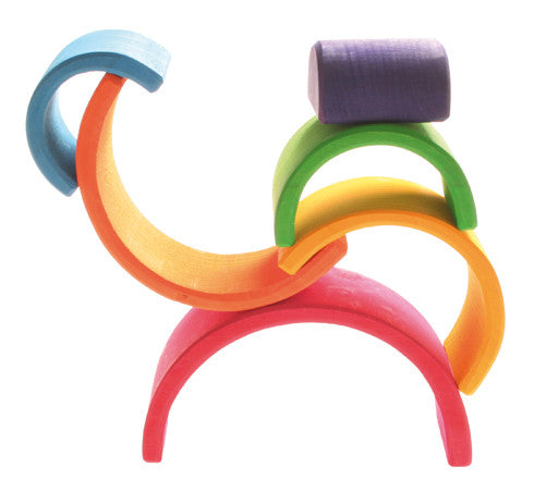 Rainbow Stacking Object/Toy