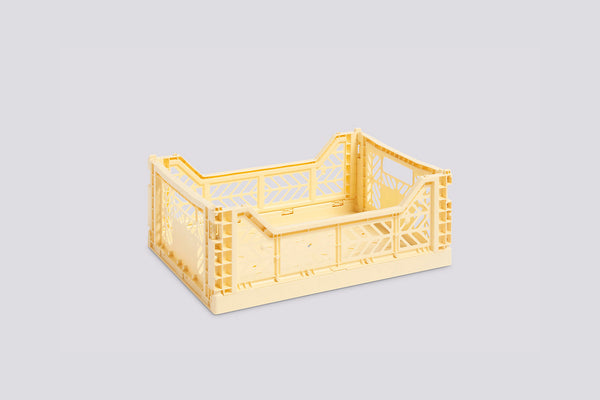 Hay Colour Crate, Medium