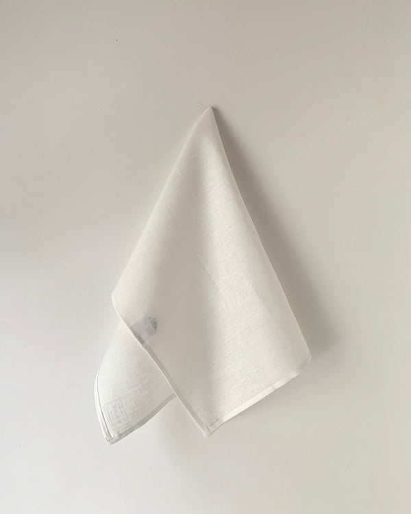 Lithuanian made Linen kitchen cloths from Fog Linen. Durable, made in chic patterns, perfect for all your kitchen tasks, and great for serving, too.