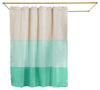 Canvas Shower Curtain, The Lido