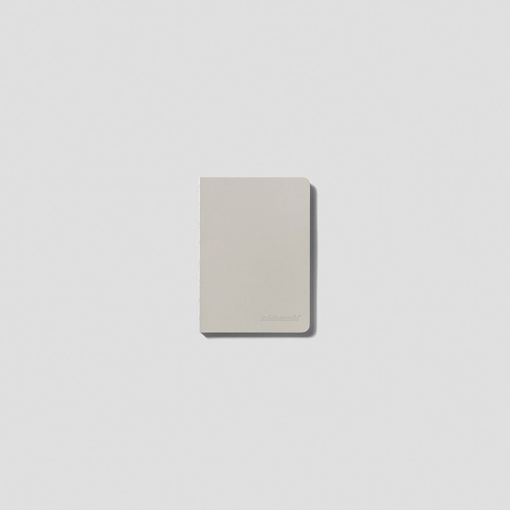 Minimalist ruled paper notebook by Mishmash at Port of Raleigh