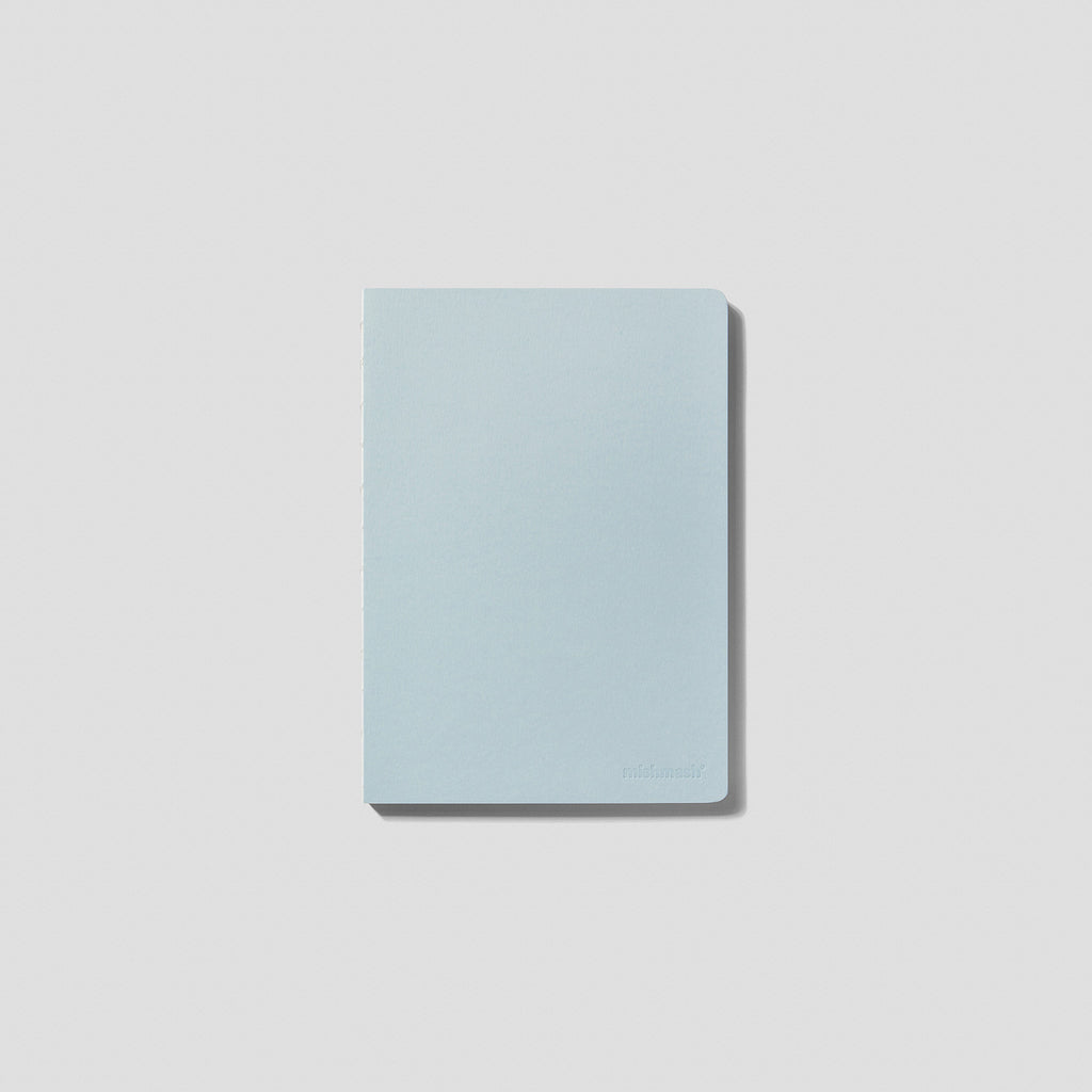 Minimalist dot grid paper notebook by Mishmash at Port of Raleigh