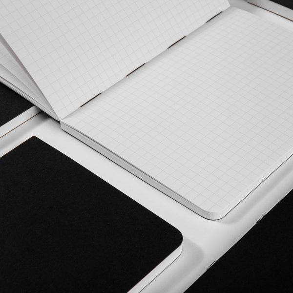 Minimalist paper notebook by Mishmash