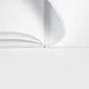 Minimalist ruled paper notebook by Mishmash