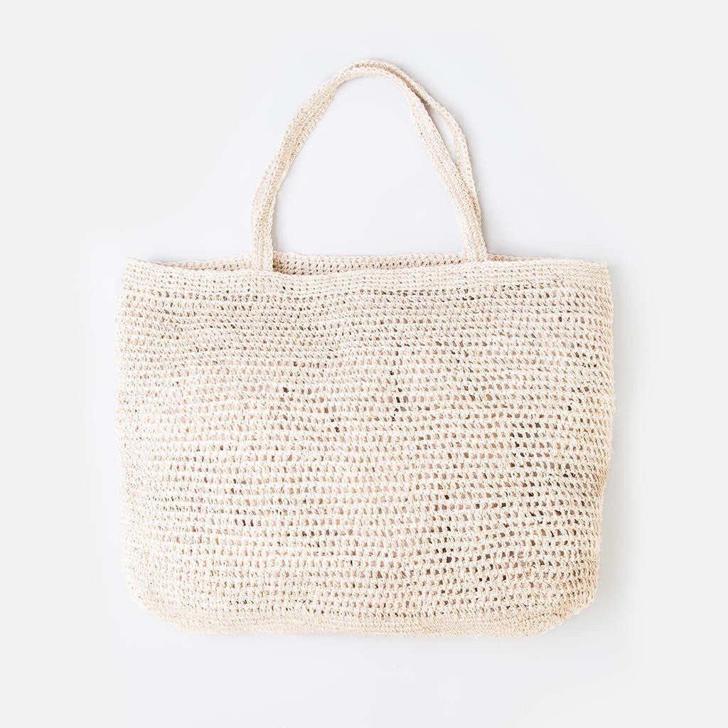 Riviera Tote - Nude at Port of Raleigh