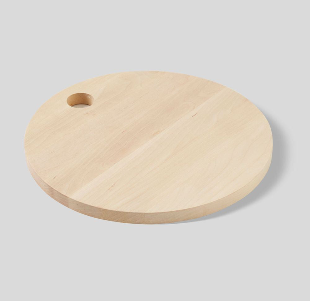 Cutting Board - Round at Port of Raleigh