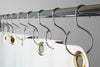 Shower Curtain Acadia S Hooks at Port of Raleigh