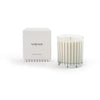 Complex yet refreshing candles hand poured in California by Studio Stockhome. Scents like Cotton, Vetyver, and Tuberose. With a design focus on minimal but stylish aesthetics, these vegetable wax candles are sure to help create an atmosphere of warmth and invitation. at Port of Raleigh