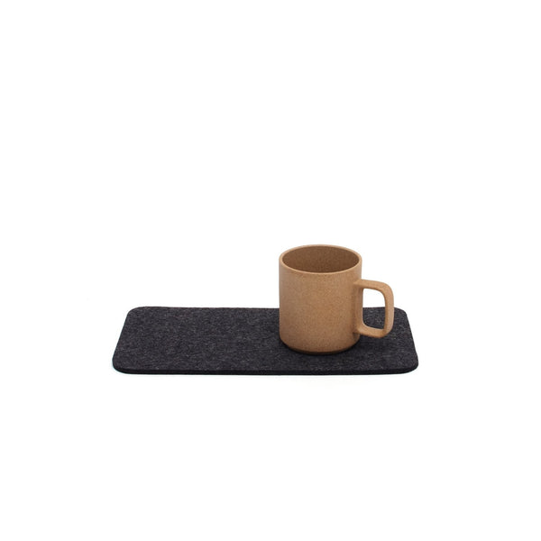 Merino Wool Felt Rectangle Tile Trivet