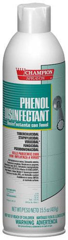 Phenol Disinfectant Champion Sprayon 15.5 oz Can - 5160