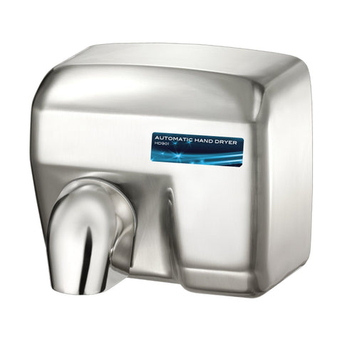 Conventional Series Hand Dryer Brushed Chrome Palmer Fixture HD0901-11