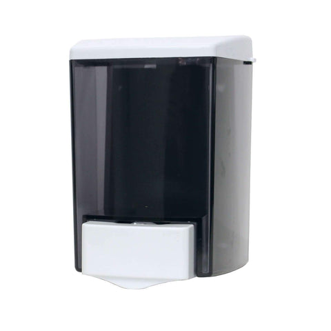 Liquid Soap Dispenser, Dark Translucent, Palmer Fixture SD0030