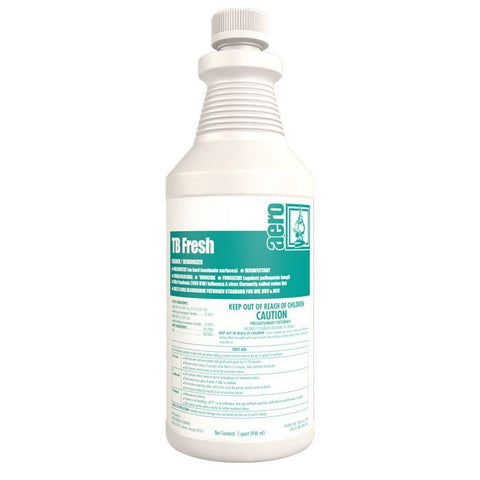 TB Fresh Disinfectant Cleaner & Sanitizer