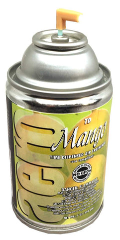 Automatic Spray Air Freshener Refills Mango, 7oz  can