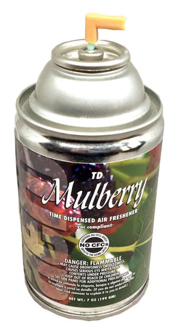 Automatic Spray Air Freshener Refills, Mulberry 7oz Can