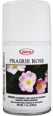 Automatic Air Freshener Spray Refill, Prairie Rose - Floral, 7 oz. Can, Claire, Pack of 6 - 145