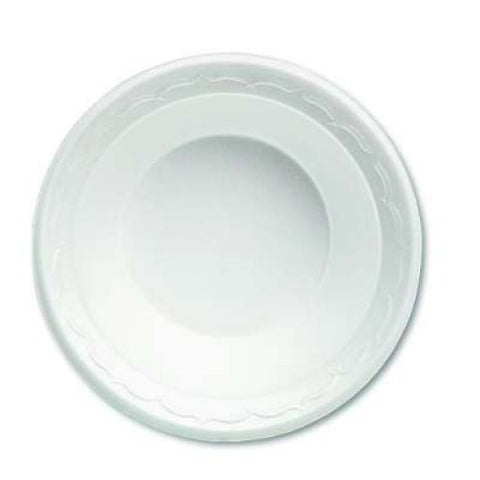 Foam Bowls, 12oz, White, Round, 1000 in Box