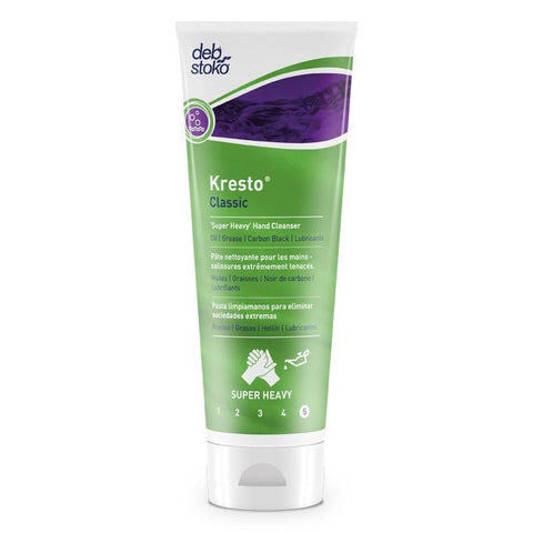 Kresto Classic Heavy Duty Industrial Hand Cleaner 250ml Tube - KCL250ML