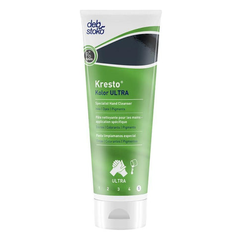 Kresto Kolor ULTRA Heavy Duty Hand Cleanser 250ml Tube - KKU250ML, Pack of 12