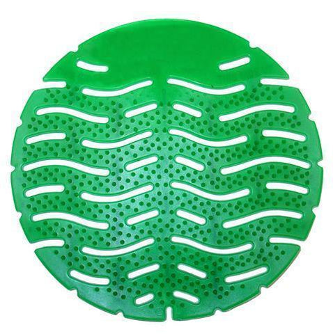 Wave Urinal Screen Deodorant Melon, Green, Box of 10