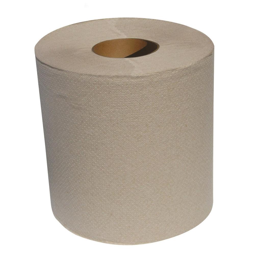 Confidence 410115 Premium Roll Paper Towels Brown 550