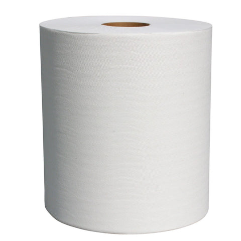 Confidence 410126 TAD White Paper Roll Towels Box of 6