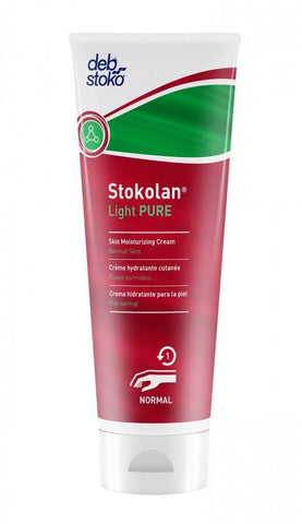 Stokolan Light PURE Skin Cream 100ml Tube - RES100ML, Pack of 12
