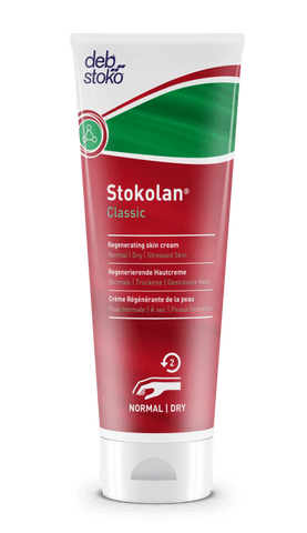Stokolan Classic Enriched Skin Conditioning Cream 100ml Tube - SCL100ML, Pack of 3