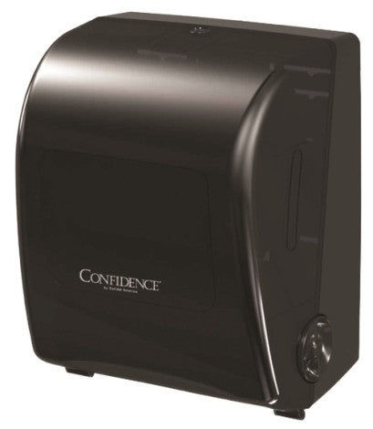 Sofidel America 410261 Mechanical Paper Towel Dispenser for Confidence Paper Towels