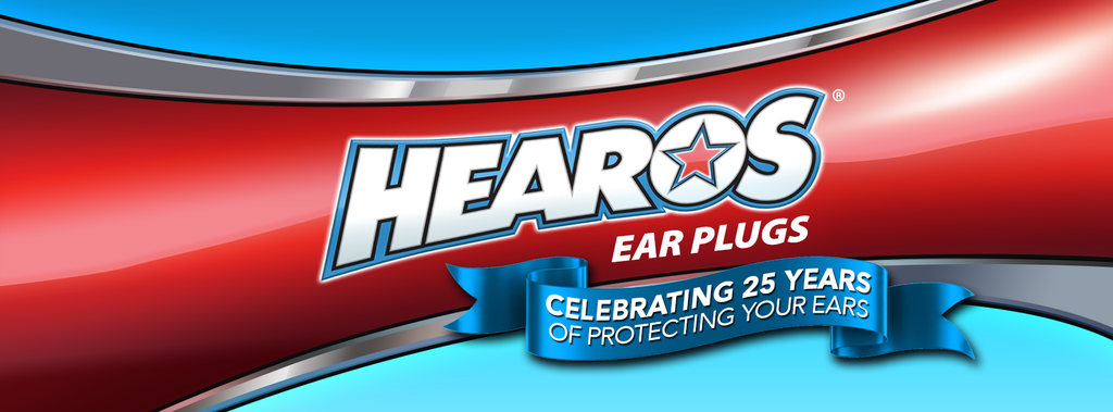 HEAROS Ear Plugs Celebrates 25 Years In Business And 400+ Million Ear Plugs sold