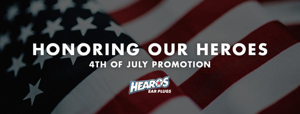 Hearos for Heroes - Honoring Our Heroes This 4th Of July