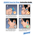 HEAROS Xtreme Protection Series Ear Plugs - HEAROS