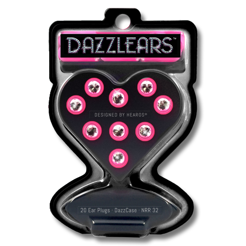 DAZZLEARS - The First Bling Ear Plugs