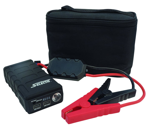 Portable Power Pack and Jump Starter Kit