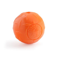 Diamond Plate Ball - Tough, Chewy, Bouncy, Floaty, Minty, Recyclable