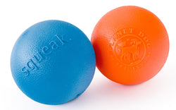 Squeak - The Tough Recyclable Squeaking Ball