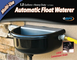 Tough Guy Automatic Waterer - No Overflow and Made in USA
