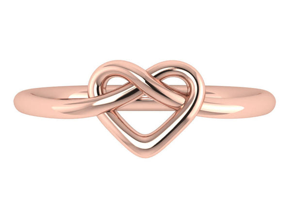 Endless Heart Ring